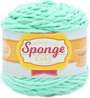 Lion Brand Sponge Cake Yarn Mint 023032066554