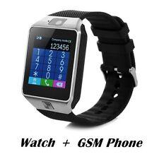 Pandaoo Smart Watch Mobile Phone Unlocked Universal GSM Bluetooth 4.0 Music Play