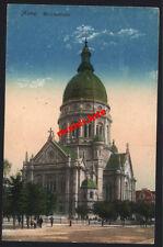 Mainz-Christuskirche-1916-Feldpost-kunstkarte-Darmstadt-Hessen-4