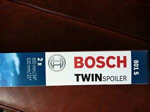 """BOSCH Twin 801S 24"""" & 21"""" Specific Fit Windscreen Wiper Blades"""