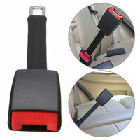 1Pc Car Safety Seat Belt Buckle Extension Extender Clip Alarm Stopper Universal