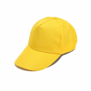 Unisex Baseball Cap Women Bun Baseball Hat Snapback Sun Sport Caps Hat Gift