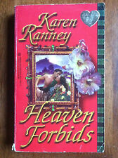 Karen Ranney HEAVEN FORBIDS 1st 1998 VHTF L@@K WOW!!!!!