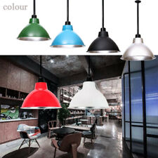 Modern Pendant Light Restaurant Warehouse Garage Lampshade Industrial Lighting