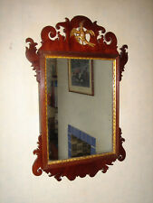 Regency Mahogany Wall Mirror Circa 1815