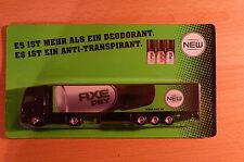 Modellino autocarro per birra Rimorchio per trasporto birra MAN Axe dry HS 8