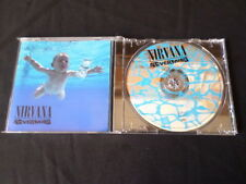 Nirvana. Nevermind. Compact Disc. 1991. Made In Australia. 2011 Re-Issue.