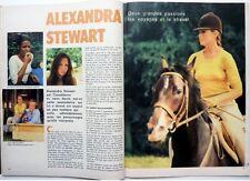 Mag 1972: ALEXANDRA STEWART_LUIS OCANA_LES VOYANTES (VOYANCE)_BURT LANCASTER