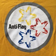 ANTI-FLAG PITTSBURGH PUNK ROCK steelers pennywise nofx rancid descendents OP IVY