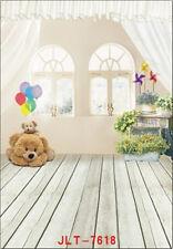 Vinyl kids studio photography backdrop background photo props Indoor 3x5ft 7618