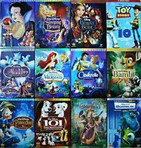 DISNEY DVD Lot :