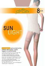 OMSA women's stockings SUN LIGHT 8 DEN