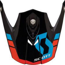Scott 350 Pro Photon Visor Helm Visier schwarz/blau
