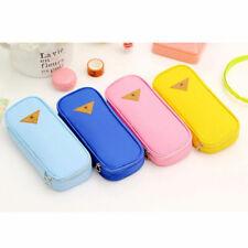 Multifunction School Pencil Case & Bags Large Capacity Canvas Pen zipper Box