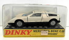 Dinky 1/43 scale diecast - 224 Speedwheels Mercedes C111 Export colour white