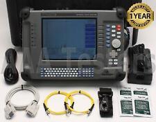 Gn NetTest Cma4000i Cma4473 Sm Fiber Otdr w/ Power Meter & Vfl Cma4000 Cma