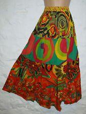 New Hippy Skirt 10 12 14 - Hippy Ethnic Ethical Boho Hippie Festival Summer