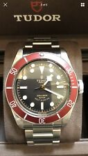 Tudor HERITAGE BLACK BAY ETA Watch 79220R, Red excellent condition
