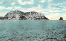 Vintage Postcard Cape St. Elias Alaska