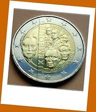 2 Euro Gedenkmünze Luxemburg 2015 -125 Jahre Dynastie Nassau-Weilburg - Neu