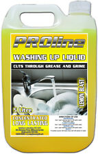 Proline Lux+ Lemon Blast Washing Up Liquid, 5 Litres, Huge Savings!
