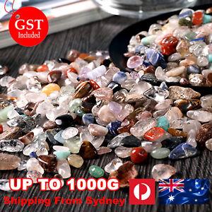 Mixed Tumbled Gemstone Crystal BULK 100g- 1kg Crystals Gemstone Stone Decoration
