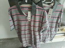 7 Men's Polo Shirts, Job Lot, Team Shirts, Stag Do