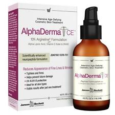 Janson Beckett AlphaDerma CE 4OZ NIB Best Value Free US Shipping expiry 3/2021