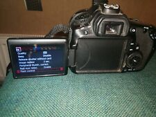 Canon EOS 60D only body, 2xbatteries EXCCELENT
