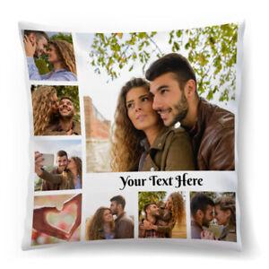 Personalisiertes FOTOGESCHENK mit eigenem Foto 45 x 45 cm Collage 8 Fotos
