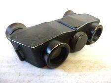"Carl Zeiss Jena ""Telita"" 6 X 18 Miniature Moller Prism Binoculars & Case"
