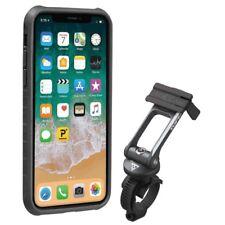 Topeak Ridecase TT9855BG iPhone X Case w/ Ridecase Mount Black/Grey
