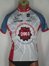 Nike Lance Armstrong Ride for the Roses Cycling Jersey 2003 M