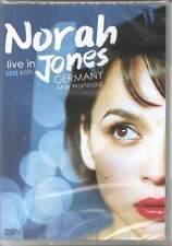 DVD  NORAH JONES   LIVE IN KOLN  GERMANY  2012    DVD
