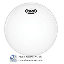 """Evans G1 Coated Snare Drum Head 14"""" Level 360 B14G1-B"""