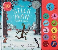 **NEW** - Stick Man Sound Book (Hardcover) ISBN1407157647