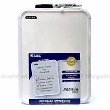 85 X 11 In Dry Erase Board Amp Marker Set Whiteboard Pen Write Memo Message Note
