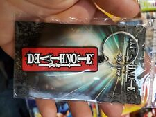 Death Note Keychain Keyring Official