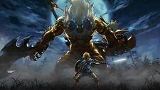 Zelda Poster Length :800 mm Height: 500 mm SKU: 6869