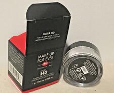 MAKE UP FOR EVER MICROFINISHING LOOSE POWDER 1 G/0.035 OZ. MINI IN BOX NEW FRESH