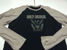 Harley Davidson Longsleeve Shirt Rare One Sided Small Limited