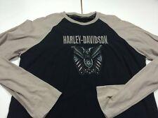 Harley Davidson Longsleeve Shirt Rare One Sided Small Limited