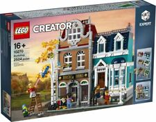 LEGO CREATOR Book Shop 10270 BRAND NEW and SEALED!