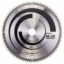 Bosch Lame scie circulaire multimaterial 254x30x96 2608640451