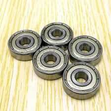 5pcs 627ZZ Miniature Bearings ball Mini Bearing (7mm*22mm*7mm)