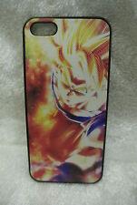 USA Seller Apple iPhone 5 / 5s / SE   Anime Phone case Dragon Ball Z Son Goku
