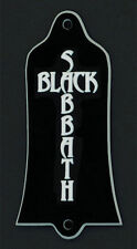 Engraved Etched GUITAR TRUSS ROD COVER - Fits GIBSON - BLACK SABBATH Tony Iommi