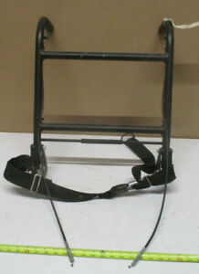 Quickie Tilt in Space Wheelchair Push Handles Sunrise Medical