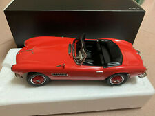 Norev BMW 507 Open Top 1956 Red 1:18 Scale Die-Cast Model New in Original Box