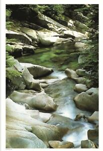 Waterscape #8 - Waterfall Art Print Landscape    POSTER
